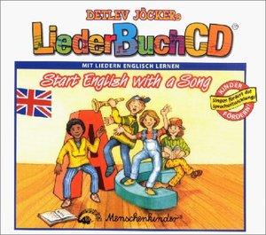 LiederBuchCD. Start English with a Song. CD und Buch