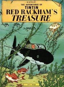 The Adventures of Tintin. Red Rackham's Treasure