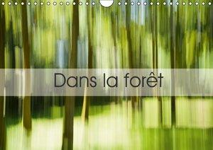 Dans la forêt (Calendrier mural 2015 DIN A4 horizontal)