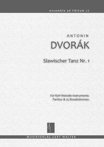 Slawischer Tanz Nr. 1