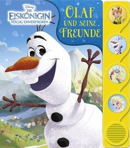 Disney Die Eiskönigin - Olaf und seine Freunde - Frozen - Silhou