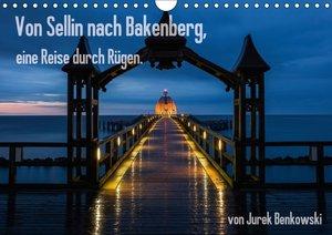 Von Sellin nach Bakenberg, eine Reise durch Rügen