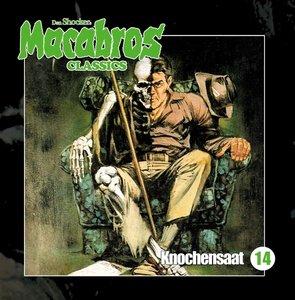 Macabros Classics Knochensaat Folge 14