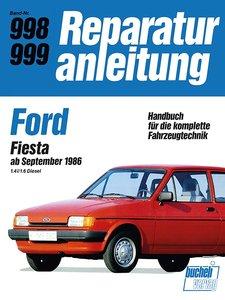 Ford Fiesta ab September 1986 1,4i/1,6 Diesel