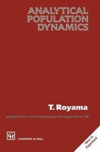 Analytical Population Dynamics