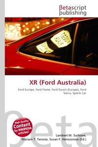 XR (Ford Australia)