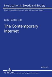 The Contemporary Internet