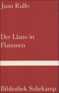 Der Llano in Flammen