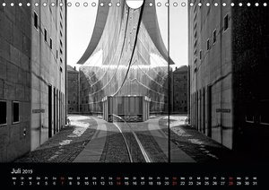 Spiegel-Bildlich (Wandkalender 2019 DIN A4 quer)