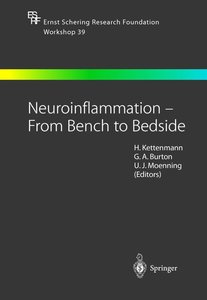 Neuroinflammation - From Bench to Bedside