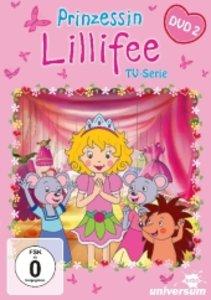Prinzessin Lillifee TV Serie-DVD 2