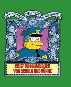 Chief Wiggums Buch von Schuld und Sühne (Simpsons Bibliothek der