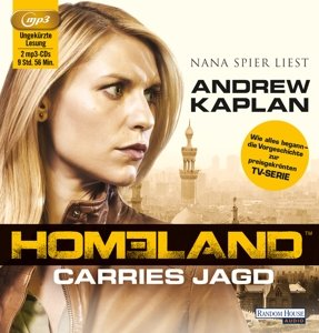 Homeland:Carries Jagd