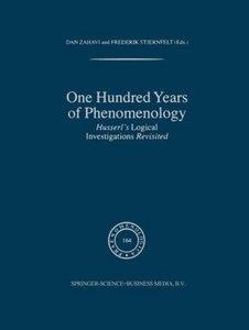 One Hundred Years of Phenomenology