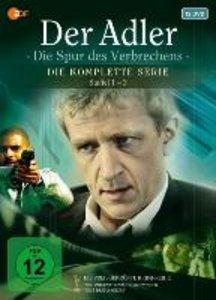 Der Adler - Die Spur des Verbrechens 1-3