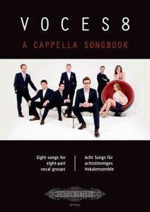 VOCES8 A Cappella Songbook
