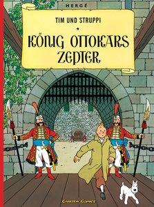 Tim und Struppi 07. König Ottokars Zepter
