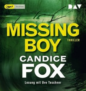 Missing Boy, 1 MP3-CD