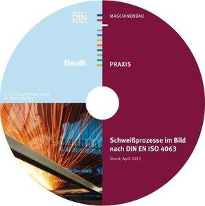Schweißprozesse im Bild nach DIN EN ISO 4063