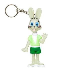 Schlüsselanhänger-Hase