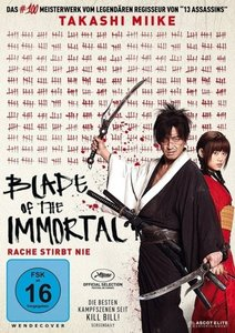 Blade of the Immortal, 1 DVD