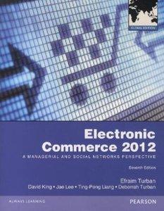 Electronic Commerce 2012