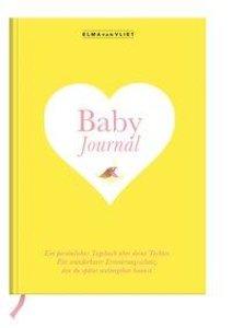 Elma van Vliet Baby Journal Tochter