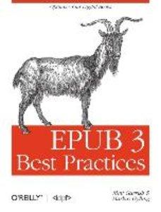 EPUB 3 Best Practices
