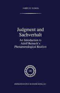 Judgment and Sachverhalt