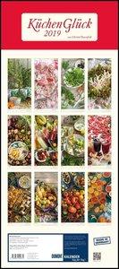 Küchen-Glück 2019 - DUMONT Wandkalender - Küchenkalender