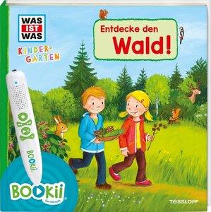 Bookii WAS IST WAS Kindergarten Entdecke den Wald