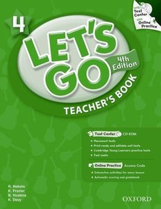Let's Go 4. Teacher's Book With Test Center Pack