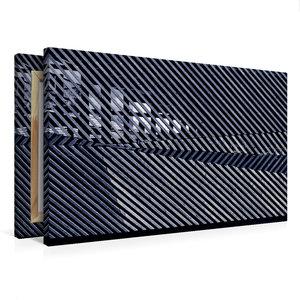 Premium Textil-Leinwand 75 cm x 50 cm quer Bad Hersfeld