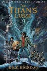 Percy Jackson & the Olympians 3: The Titan's Curse