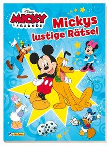 VE 5 Disney Micky Maus: Mickys lustige Rätsel