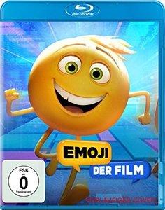 Emoji - Der Film, 1 Blu-ray
