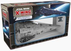 Asmodee FFGD4014 - Star Wars X-Wing, Imperiale Sturm-Korvette, E