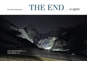 The End ... is open