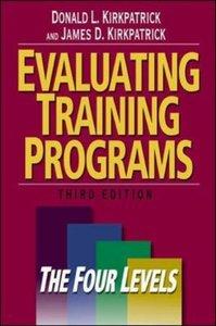 Evaluating Training Programs