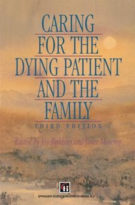 Caring for the Dying Patient and the Family