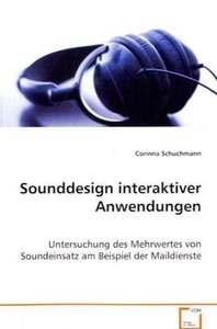 Sounddesign interaktiver Anwendungen