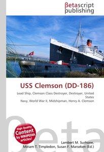 USS Clemson (DD-186)