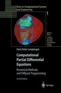 Computational Partial Differential Equations