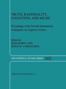 Truth, Rationality, Cognition, and Music