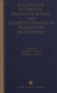 Balance of Payments, Exchange Rates, and Competitiveness in Tran