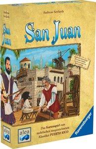 Alea Ravensburger 26952 - San Juan, Neuauflage 2015