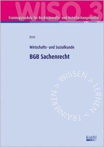 Trainingsmodul RENO - BGB Sachenrecht (WISO 3)