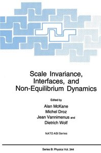 Scale Invariance, Interfaces, and Non-Equilibrium Dynamics