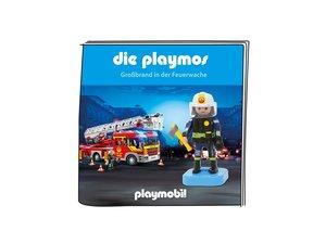 05-0001 - Tonies - Playmos - Großbrand auf der Feuerwache