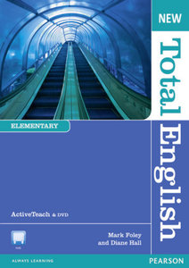 New Total English Elementary Active Teach CD-ROM